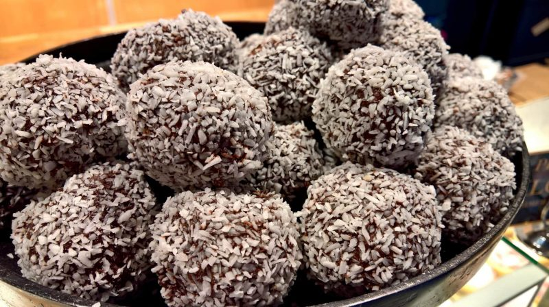 Chokladbollar Swedish Desserts