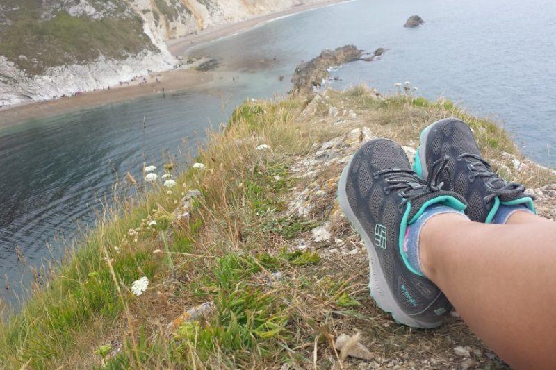 Stylish Walking Shoes: Columbia Outdry Trail Shoe