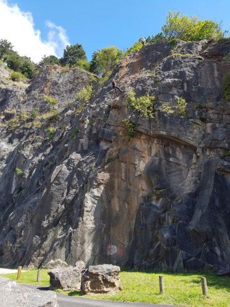 Abseil Avon Gorge Bristol