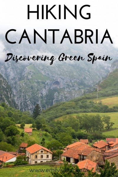 Hiking Cantabria: Three Alternative Routes of the Camino Santiago