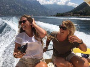 Travel blogger settles down