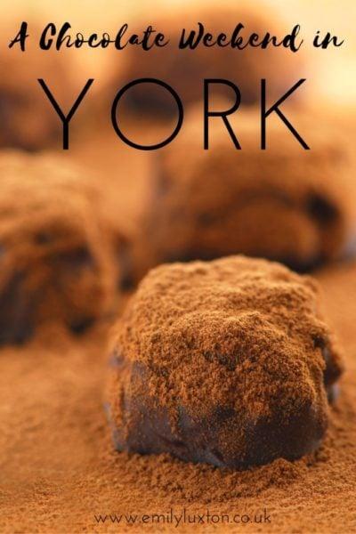 Discovering York's Chocolatey History with IHG Rewards Club