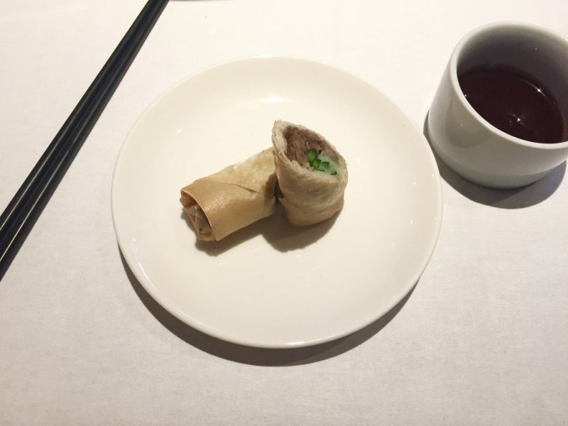 Review: Dim Sum Afternoon Tea at Le Chinois, the Millennium Hotel Knightsbridge