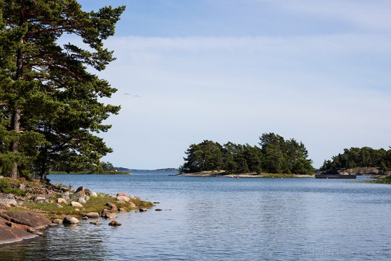 Island Hopping in the Finnish Archipelago