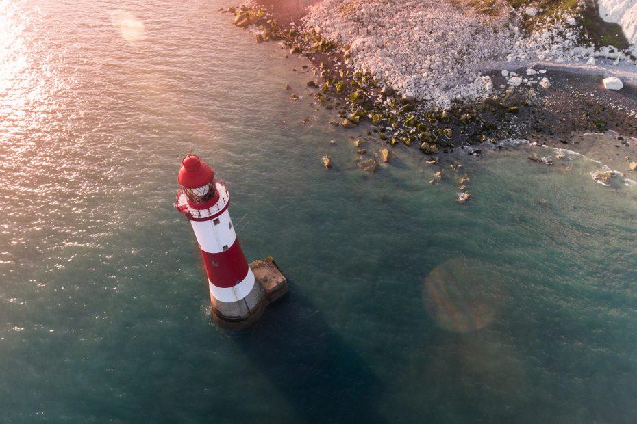 Beachy Head Lighthouse Eastbourne