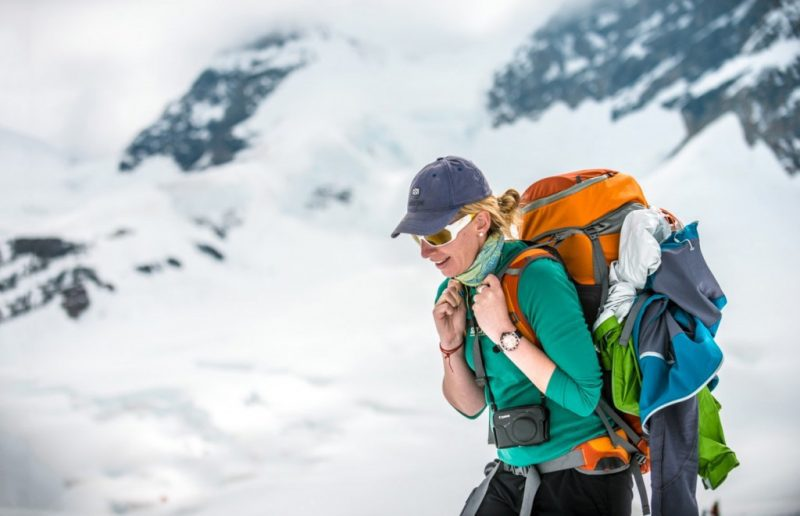 Heather Geluk - Interview with a Mountaineer