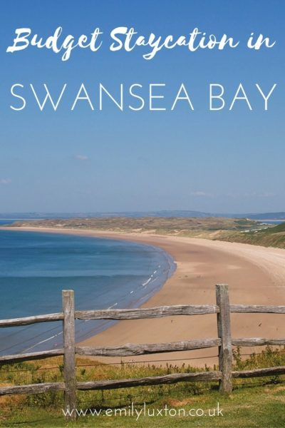 How to Staycation in Swansea Bay on a Budget