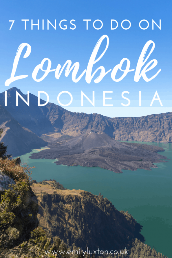 7 Fun Things to do in Lombok