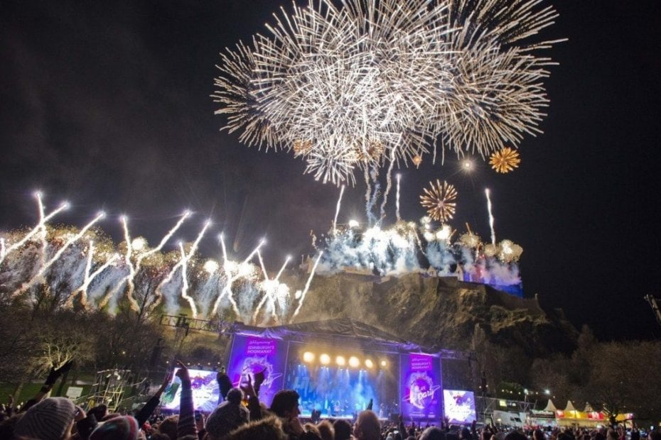 Edinburgh Hogmanay Guide
