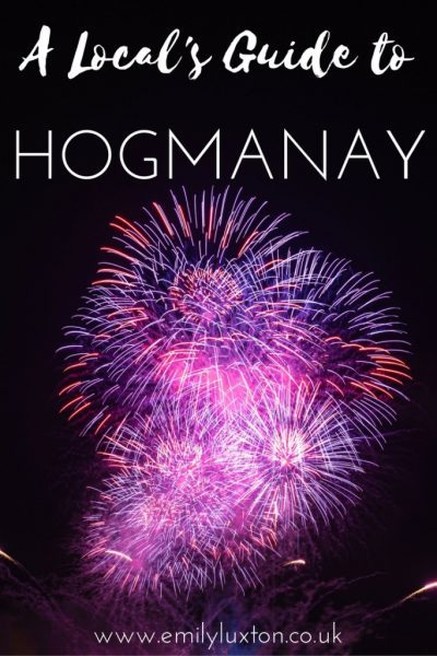 A Local's Guide to Hogmanay in Edinburgh