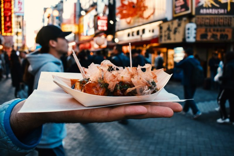 Five Foods You Have to Try in Osaka (Dōtonbori and Shinsaibashi)