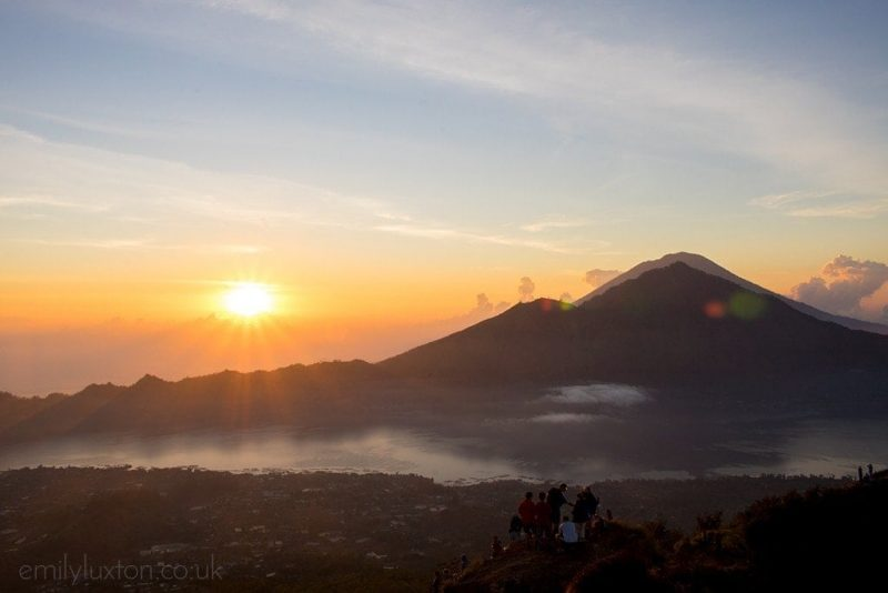 Mount Batur Private Trek Review