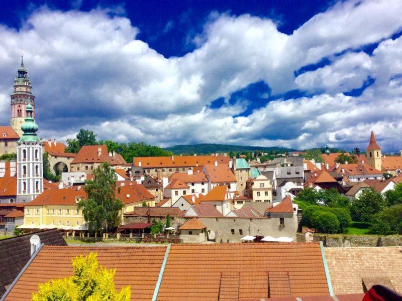 Hidden Gems in Europe -Cesky Krumlov