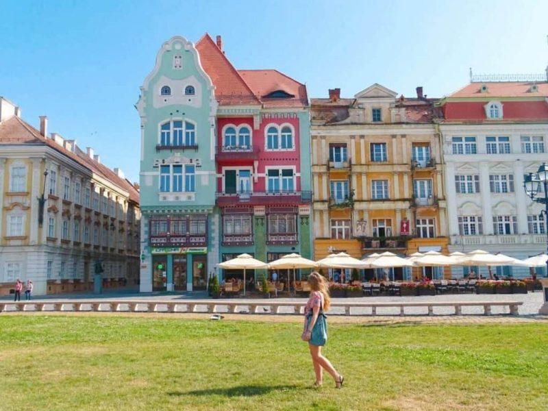 Timisoara Romania Europe