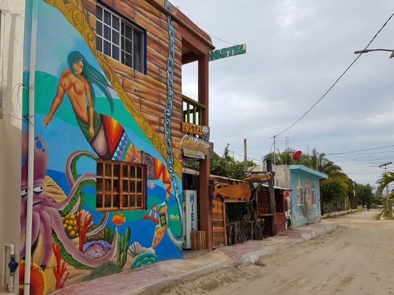 Isla Holbox Backpacking Guide