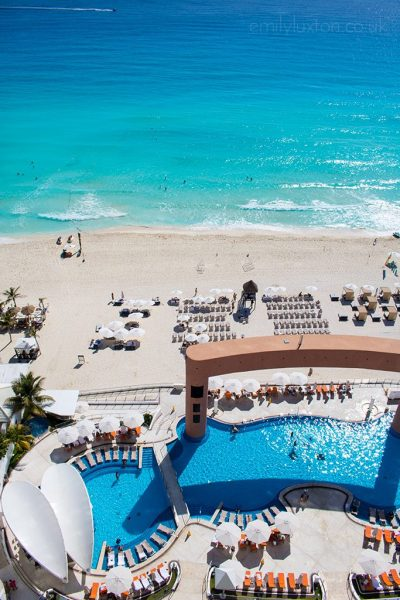 Beach Palace Cancun review
