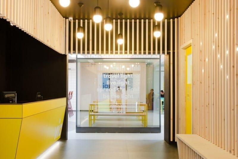 best budget hostels London