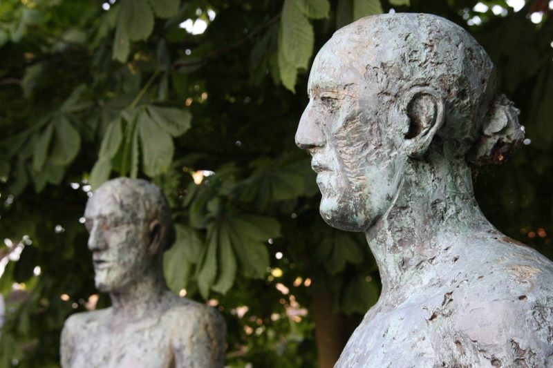 Dorset Tolpuddle Martyrs Statues