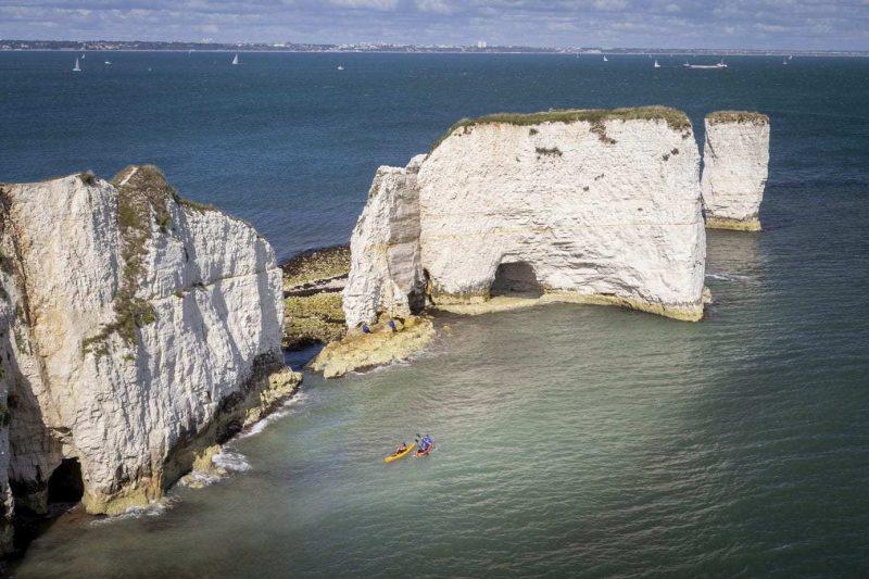 kayaking jurassic coast