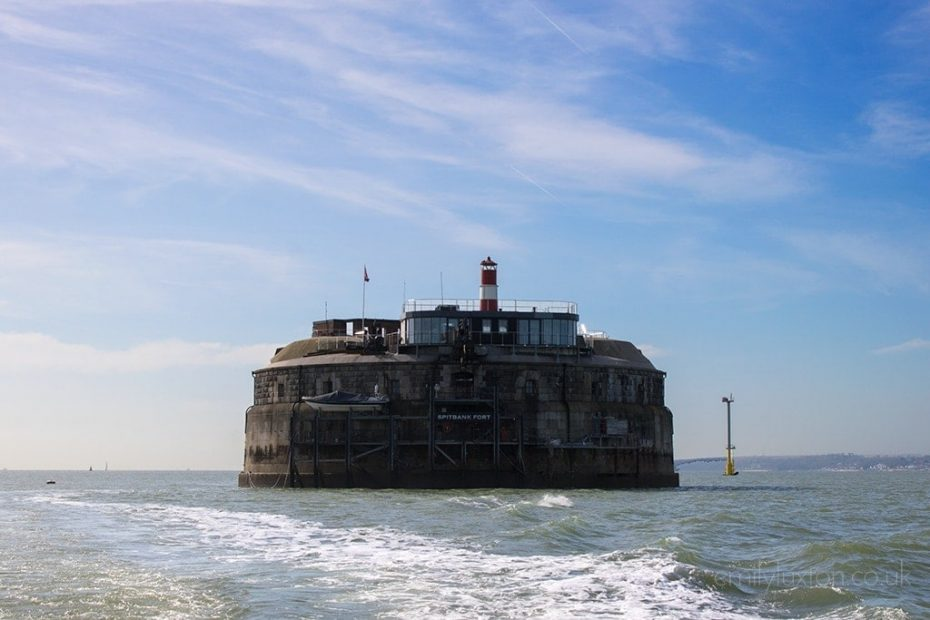 A Night at Spitbank Fort