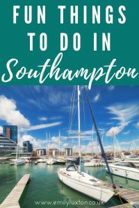 11+ Fun Things to do in Southampton