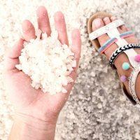 Exploring the Pink Salt Flats of Margherita Di Savoia