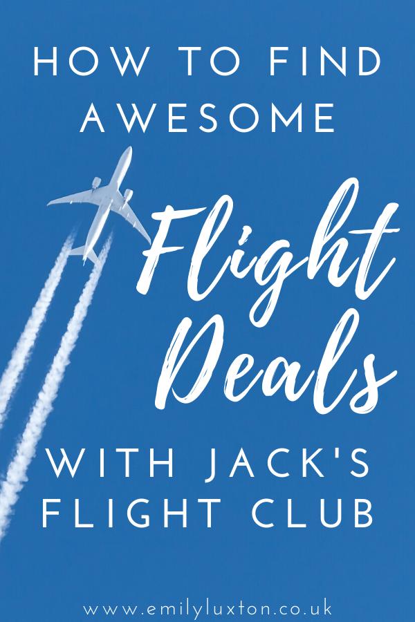 Jack's Flight Club Review
