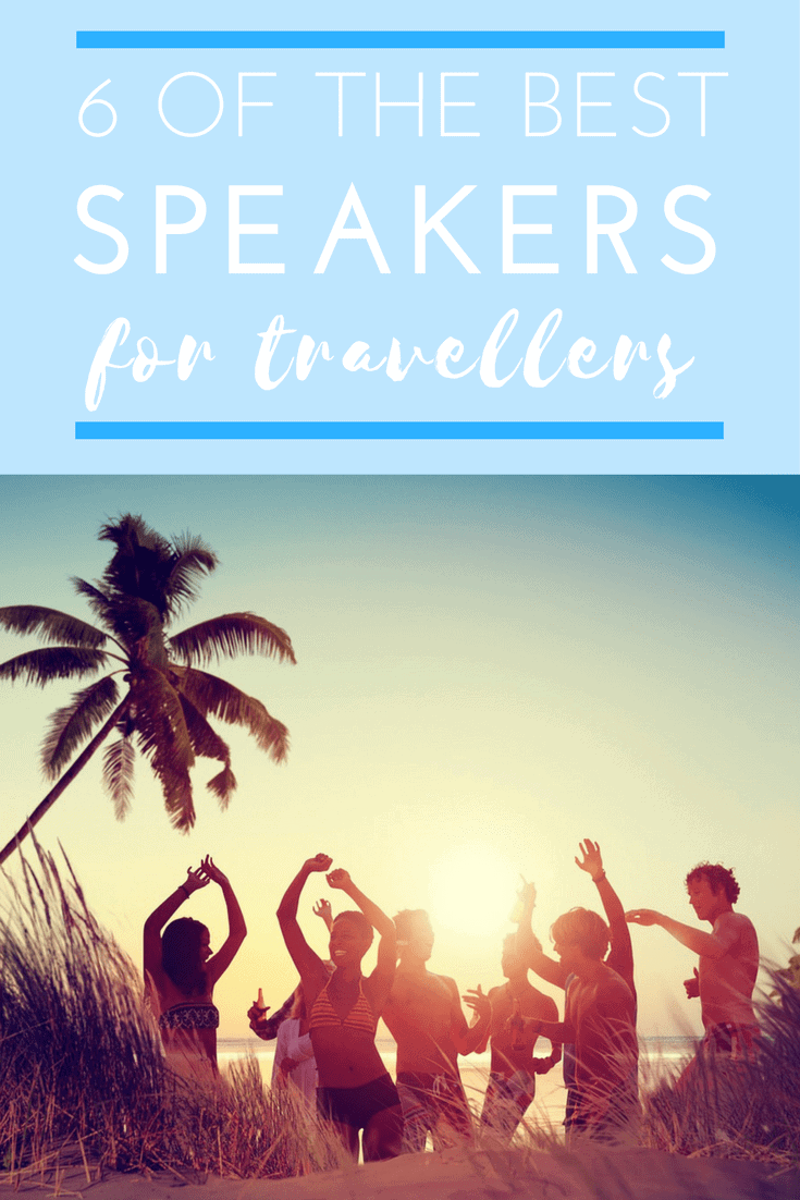 6 of the best portable speakers for travel