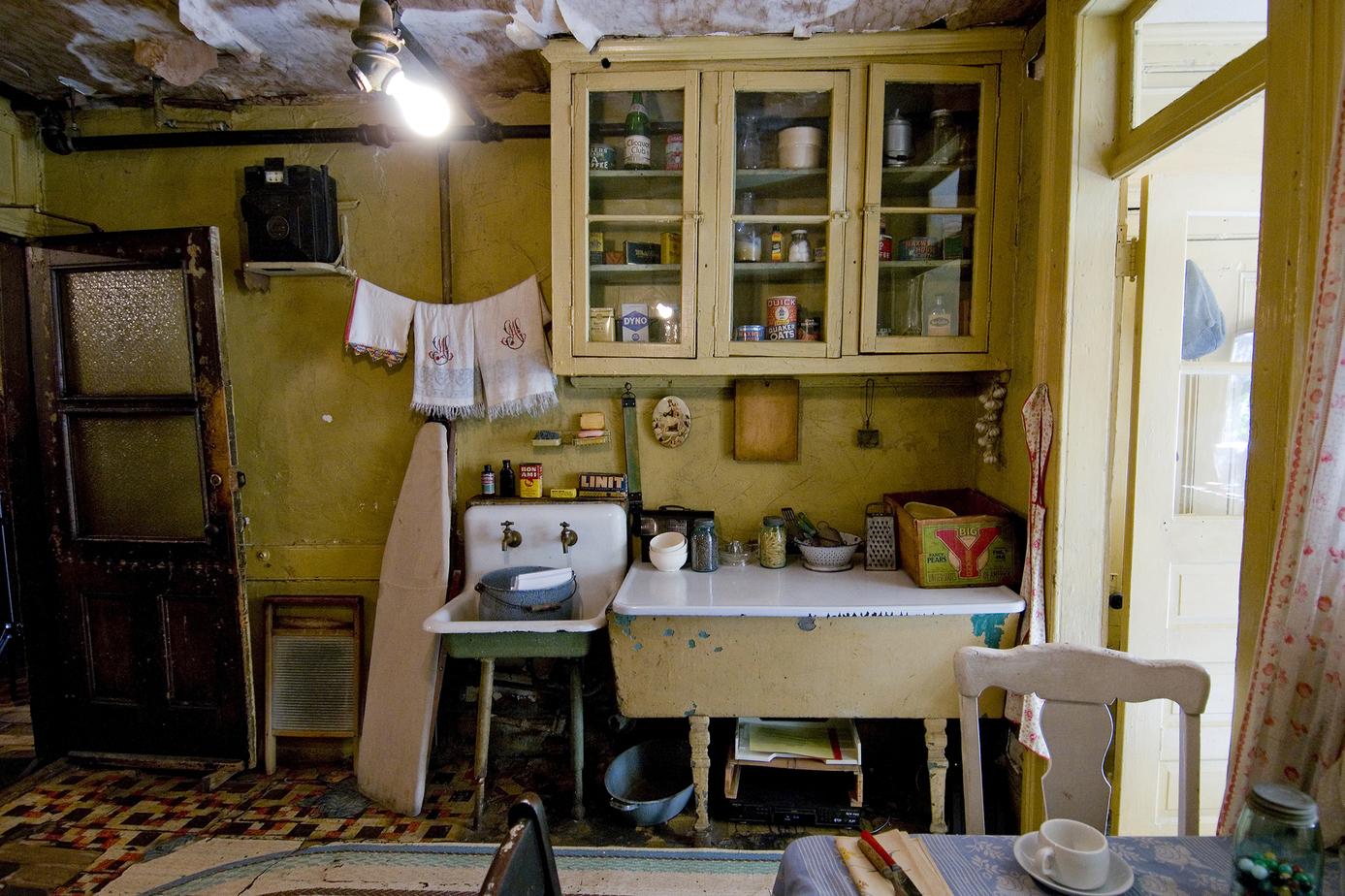 Kitchen Tenement Museum NYC