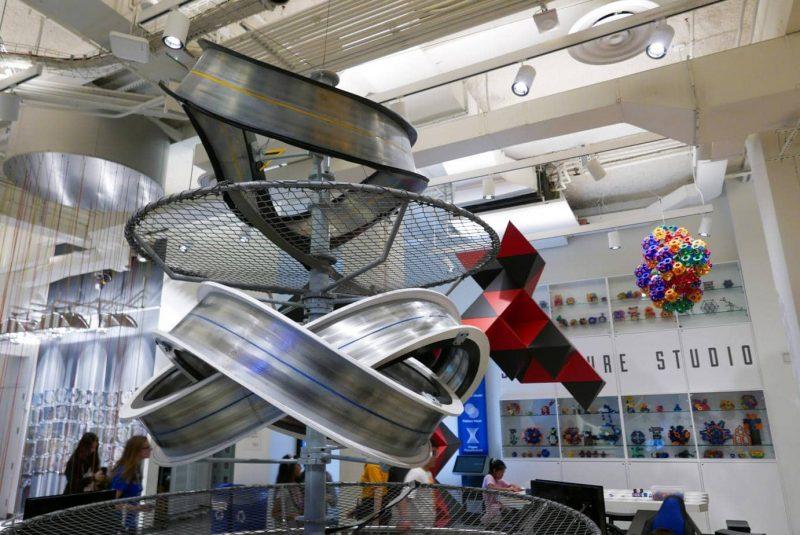 Museum of Mathematics NYC