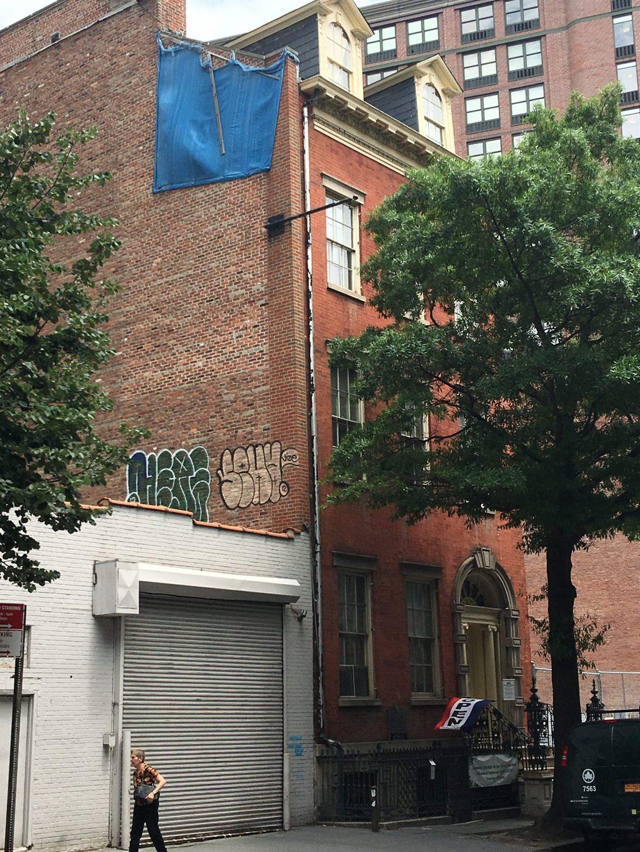 Merchants House Museum NYC