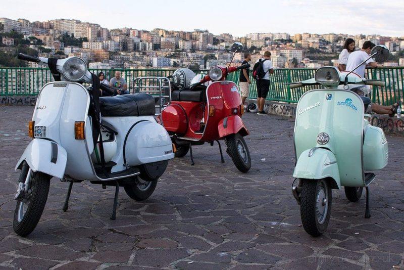 Vepa tour Naples