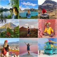 A Year in the Life of a Travel Blogger - 2017 Travel Stats and Look-Back