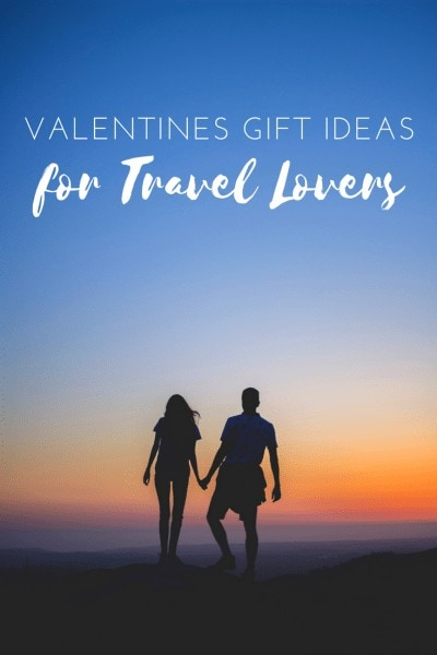 Unique Valentine's Gifts for Travel Lovers