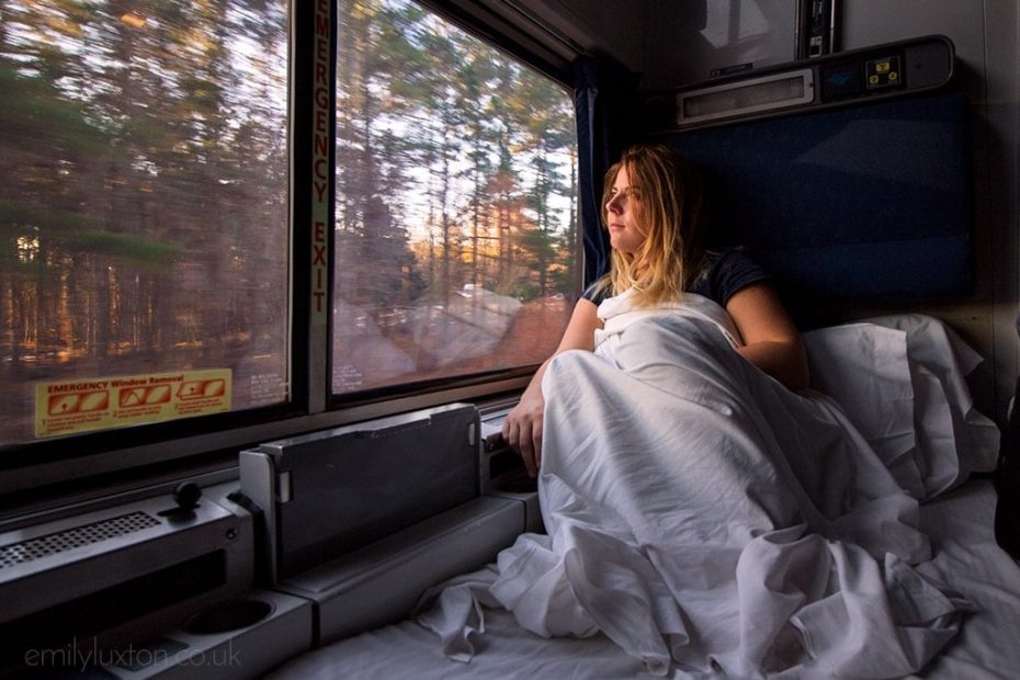 Best Train Trips in the US
