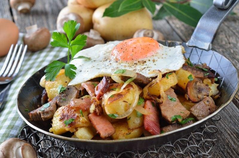 grostl - Tyrol Food Guide