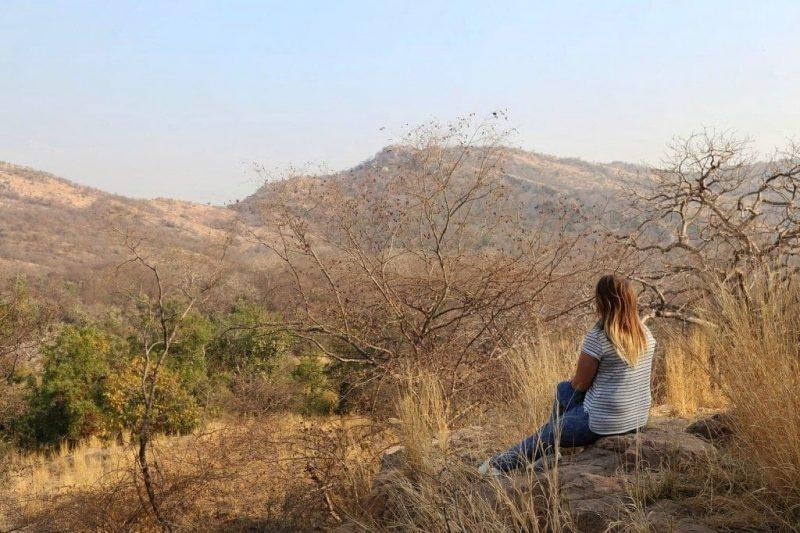 solo female travel india