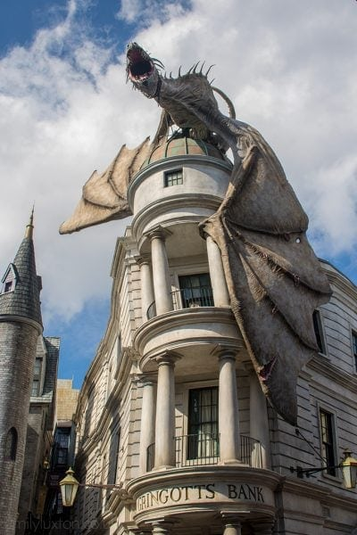 When a Total Geek is Let Loose in Universal Studios Orlando