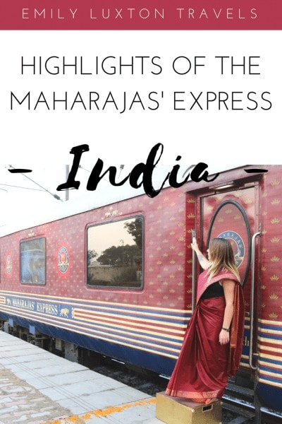 Highlights of the Maharajas' Express - review and video