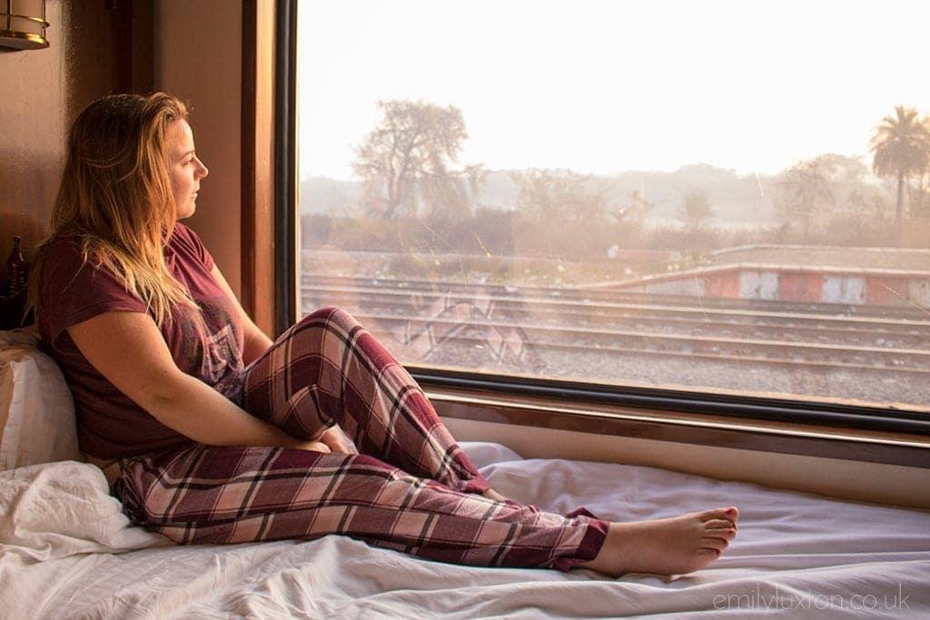 Emily Luxton UK travel blogger