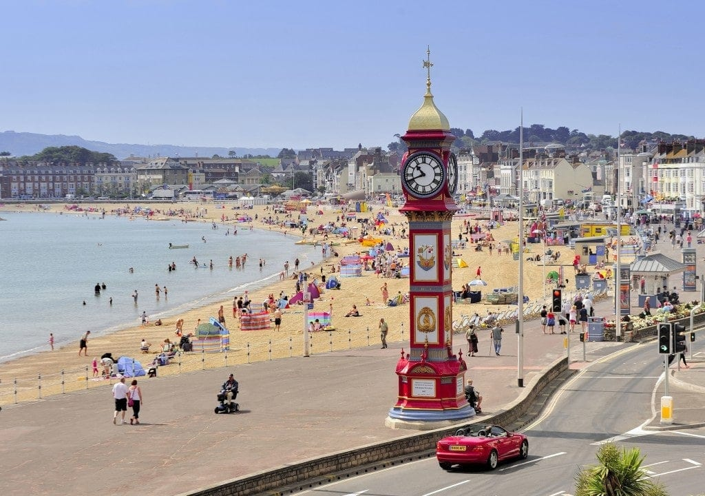 Historic attractions in weymouth