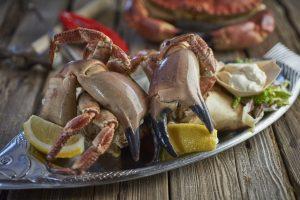 best seafood in dorset