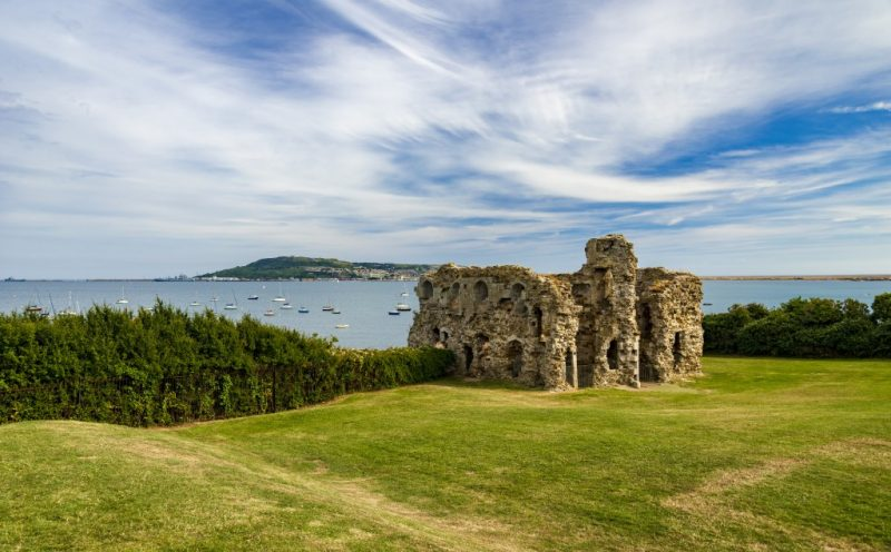 Sandsfoot Castle Weymouth