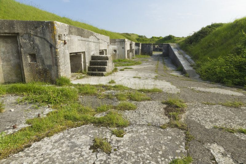 Verne High Angle Battery, Portalnd, Dorset