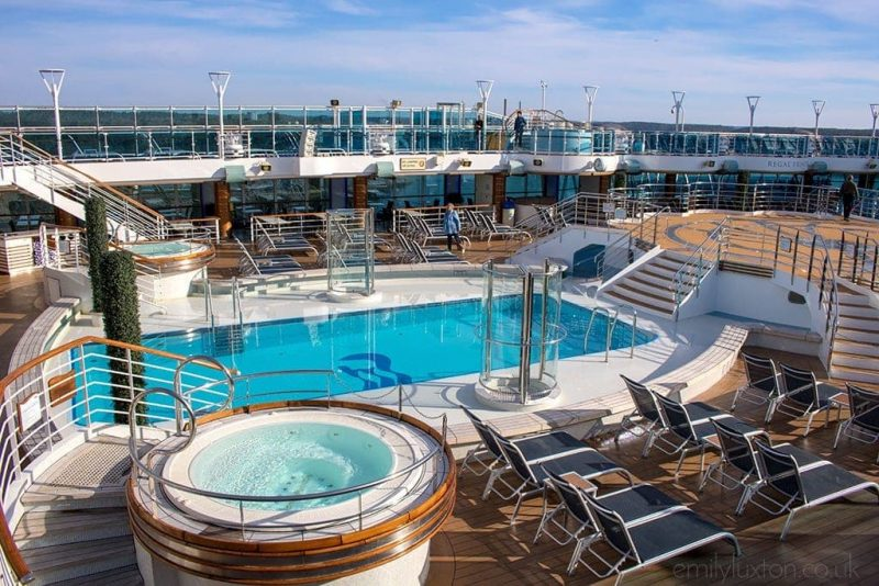 On Board the Regal Princess - Cruising Scandinavia and Russia