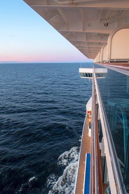 On Board the Regal Princess - Cruising Scandinavia and Russia