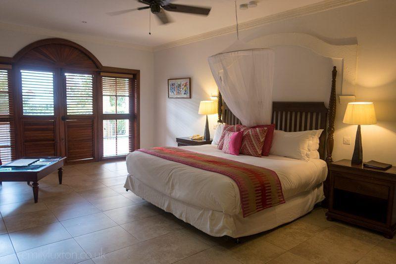 Cap Maison St Lucia bedroom