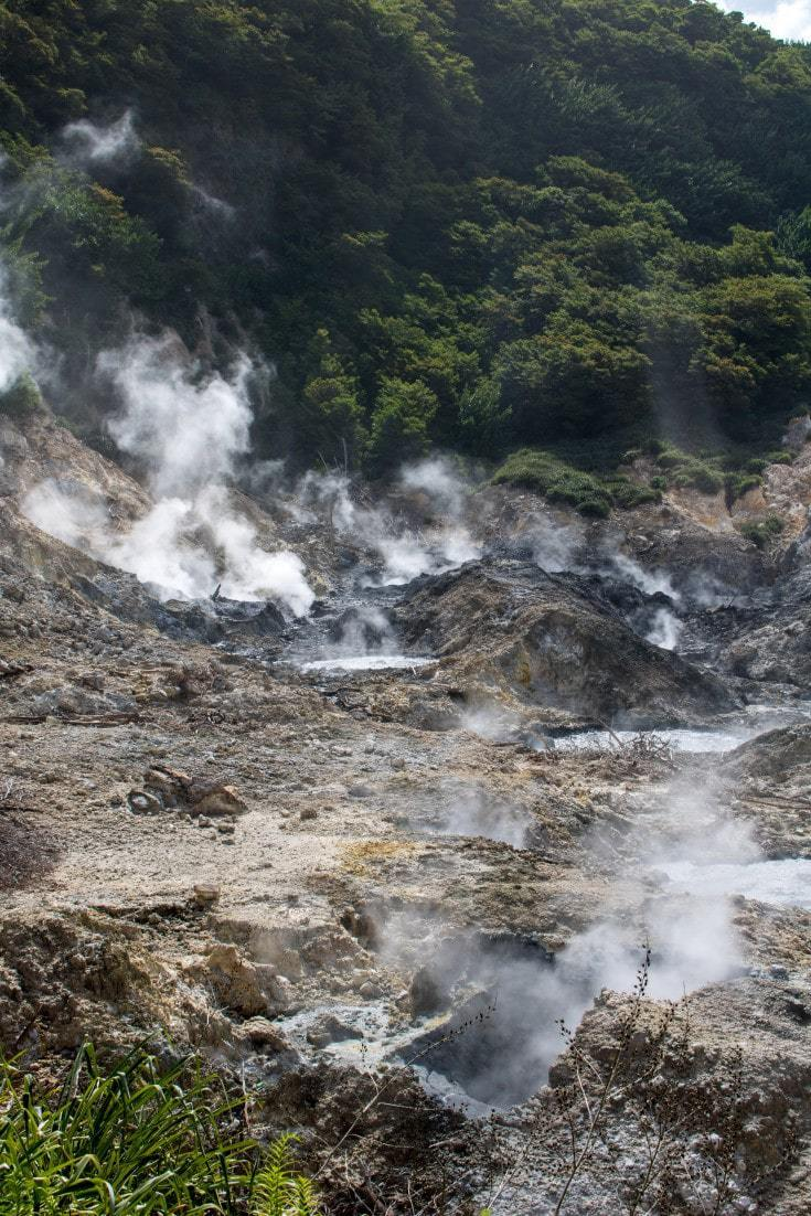 soufriere volcano st lucia