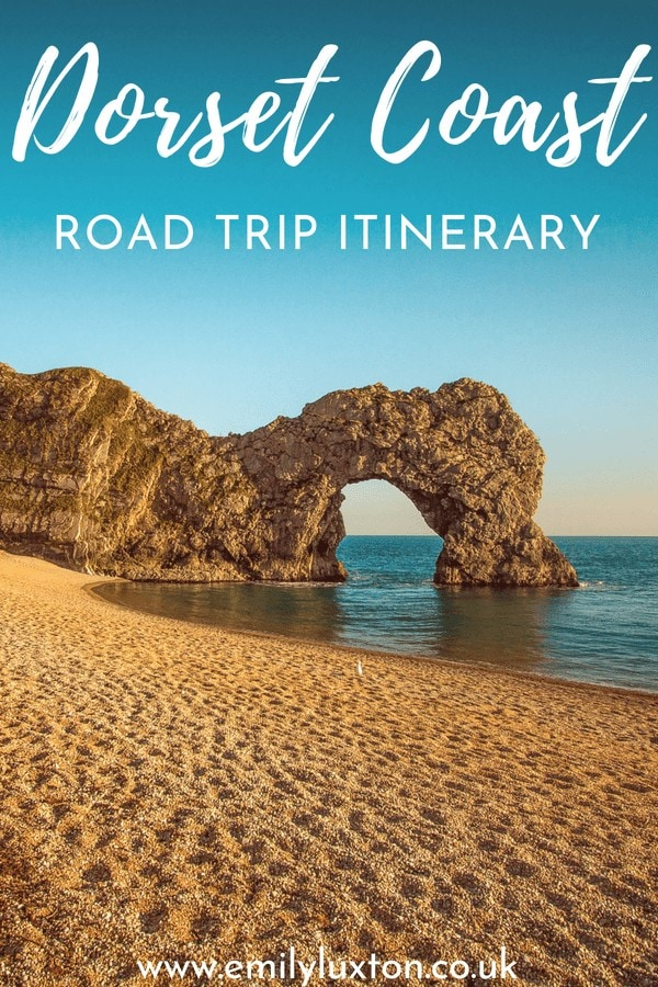 Best of Dorset Coast (and New Forest) Road Trip Itinerary