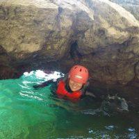 coasteering dorset